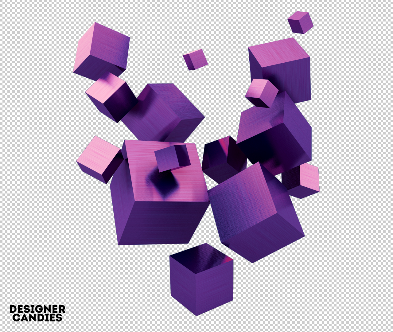 Cube Clusters
