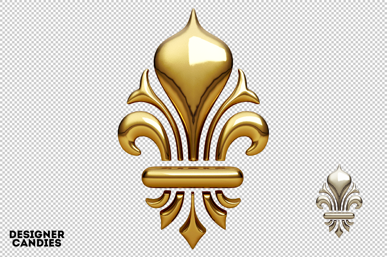Free Decorative Element Renders