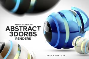 Free 3D Orb Renders