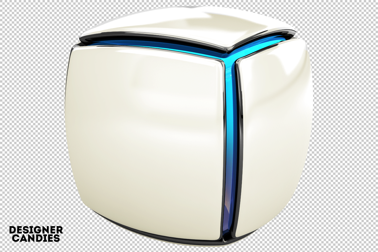 Free Cube Render