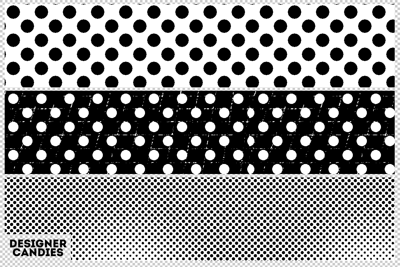 Free Dot Pattern for Photoshop