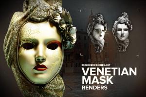 Free Venetian Masks