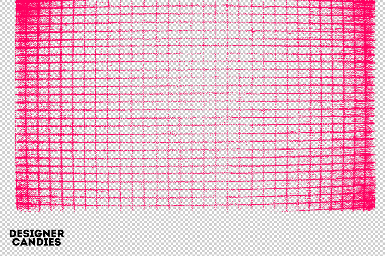 free graph paper brush set for photoshop