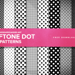 Halftone Dot Patterns
