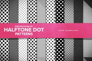 Halftone Dot Patterns