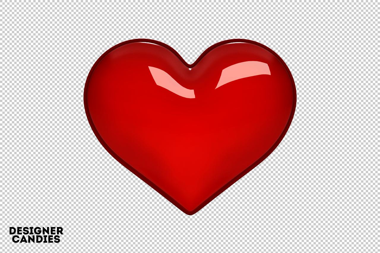 Free Love Heart Render