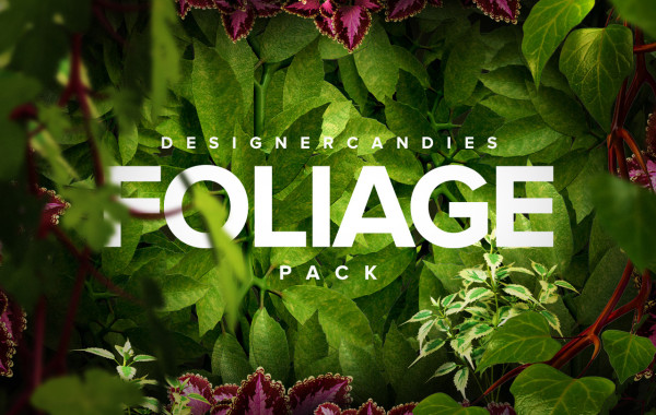 DesignerCandies Foliage Pack