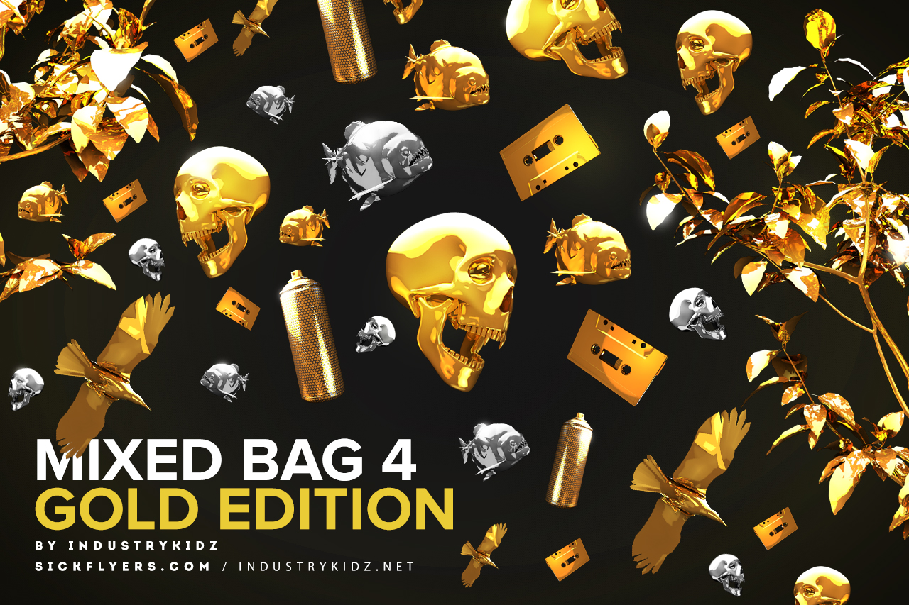 Mixed Bag 4 - Gold Edition