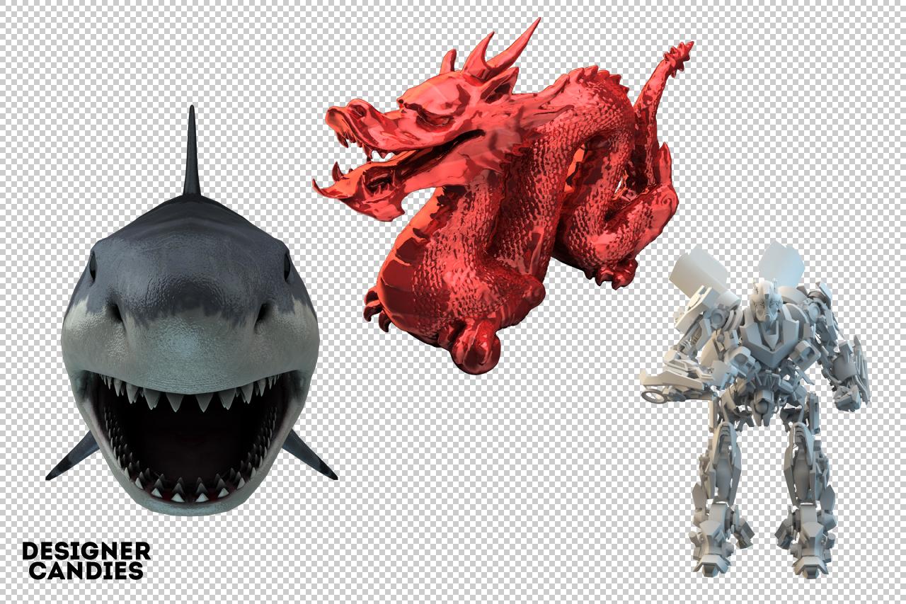 Free 3D Renders