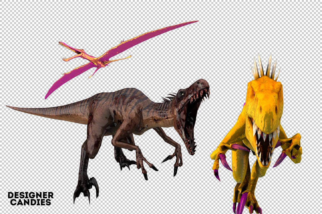 Free Dinosaur Renders