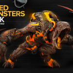 Mixed Monsters Pack