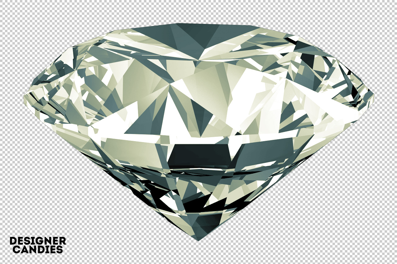 Diamond Render PNG