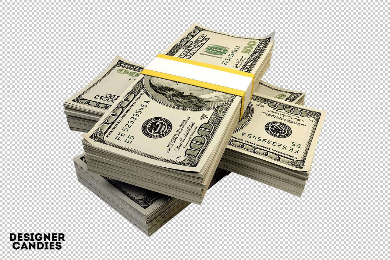 Money Stacks png