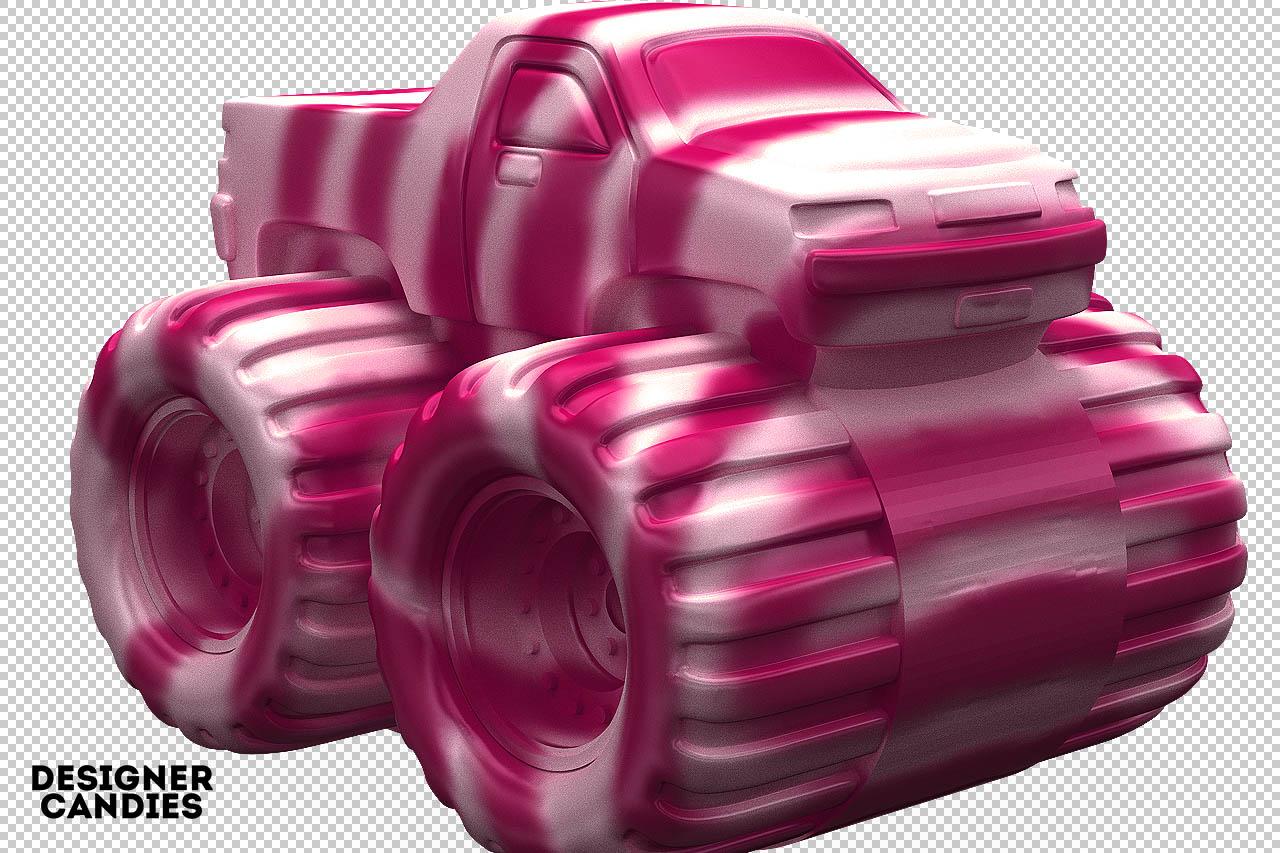 CandyBones - Truck