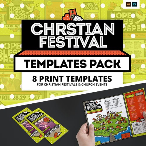 Christian Templates Pack