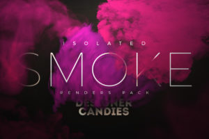 Transparent Smoke Renders Pack