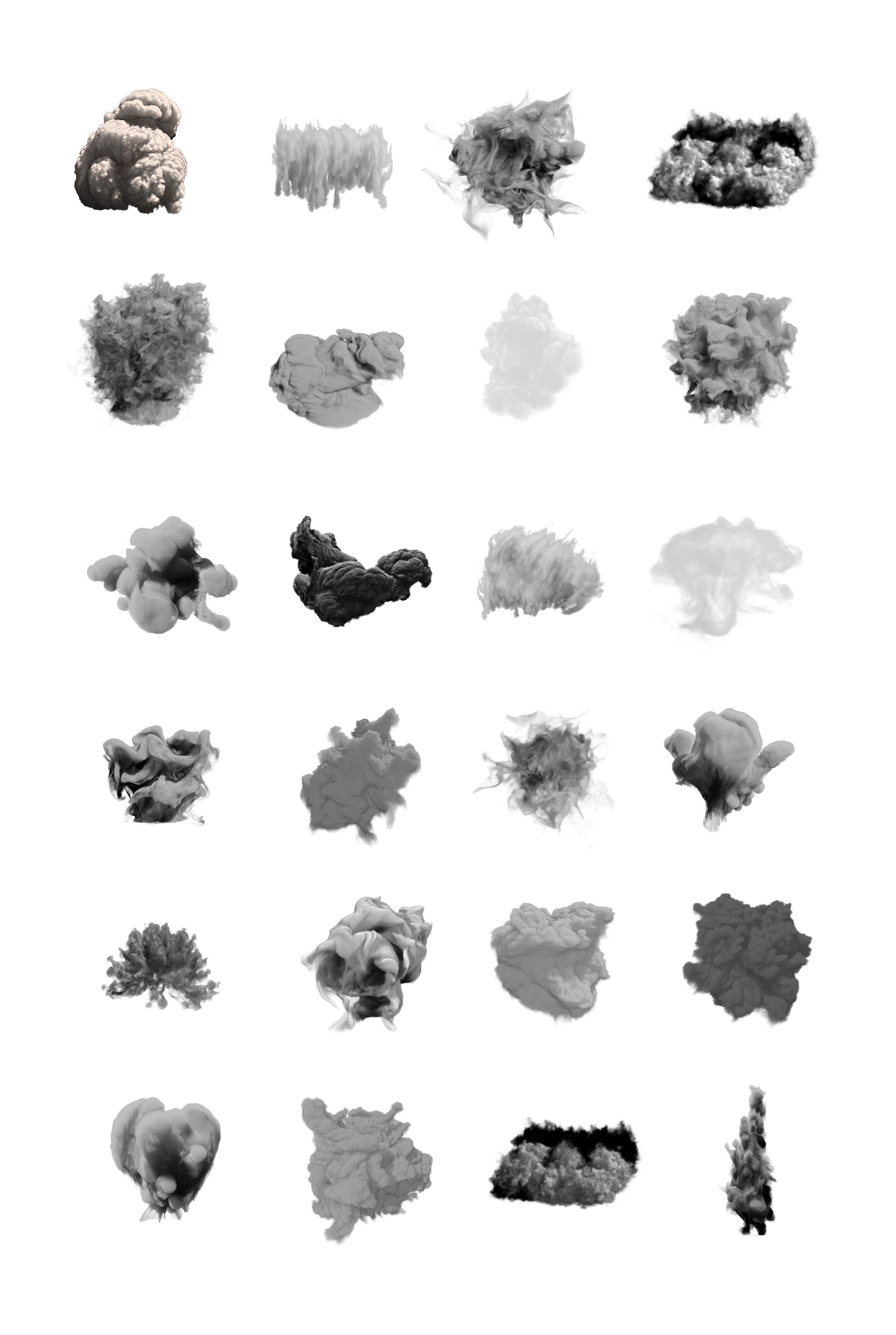 Transparent PNG Smoke