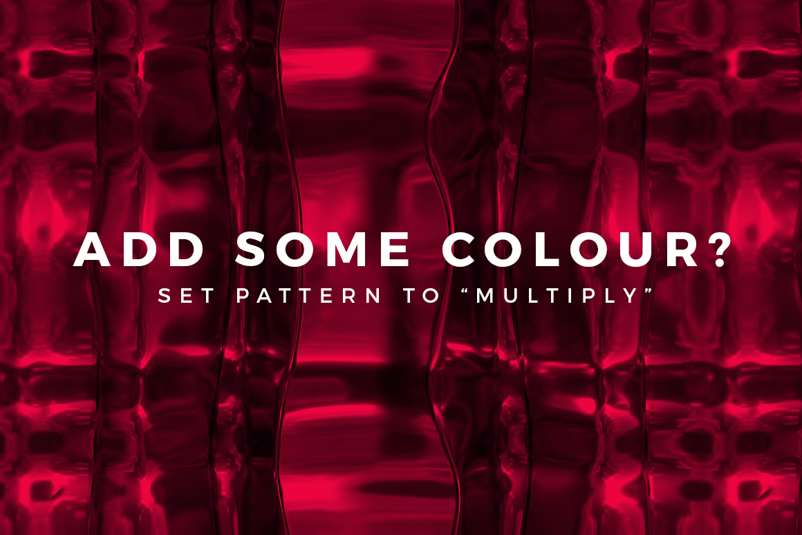 Add colour to your Chrome texture!