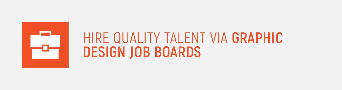 Graphic Design Job Boards