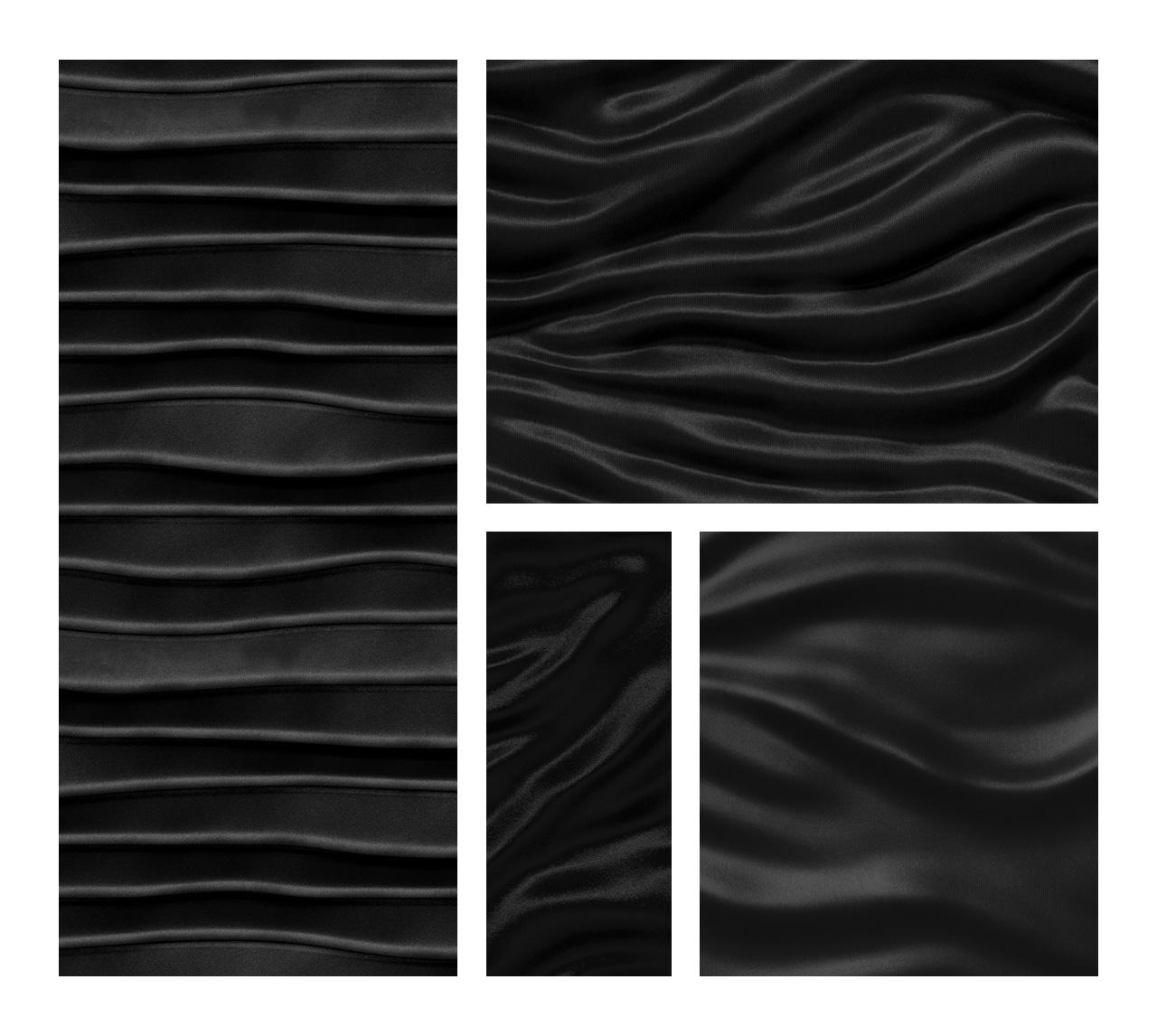 Silk / Satin Textures for Photoshop