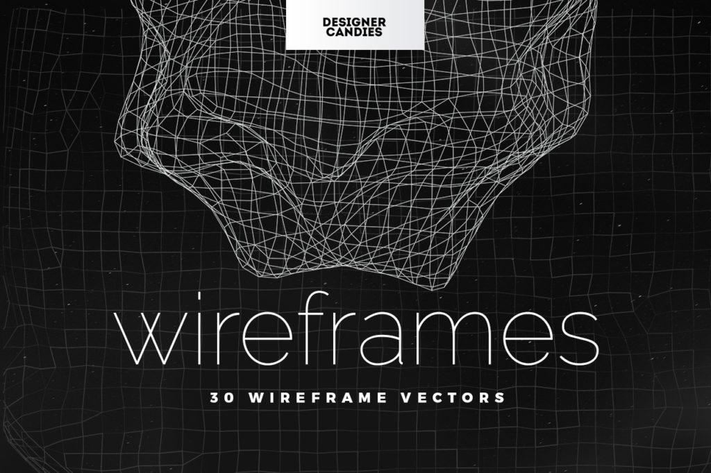 Wireframe Vectors