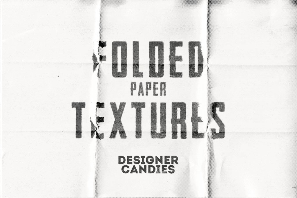 Folded Paper Textures