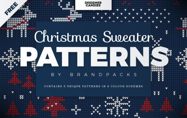 Free Christmas Sweater Patterns