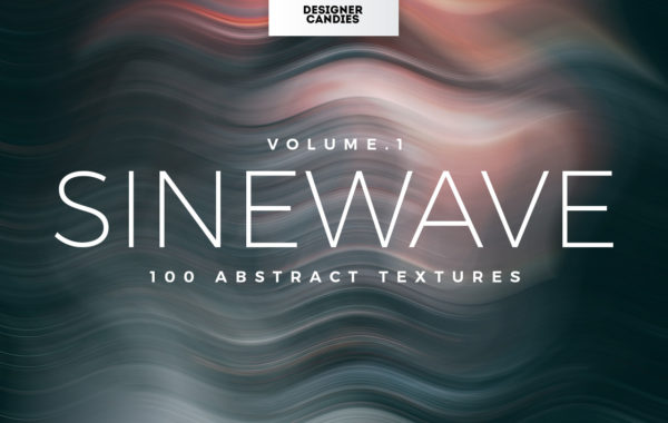 Sinewave Abstract Textures Pack