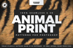 Animal Print Patterns Pack