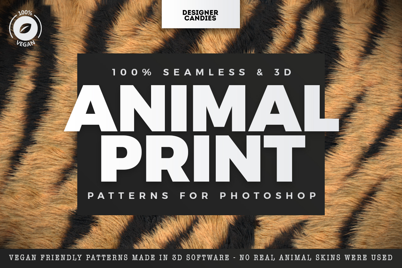 Animal Print Patterns Pack