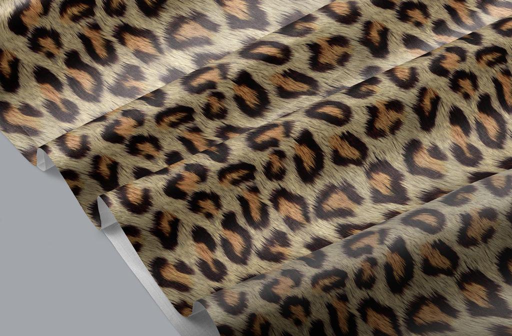 Cheetah Print Pattern Mockup