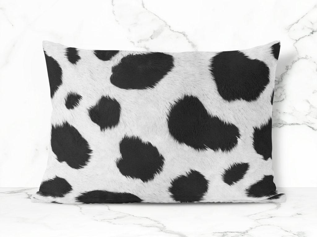 Cow Print Pattern Mockup