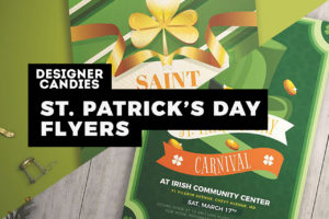 St. Patrick's Day Flyer Templates