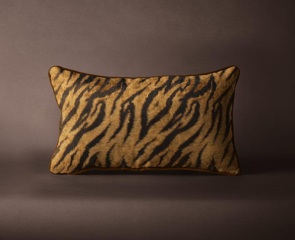 Tiger Print Pattern Mockup