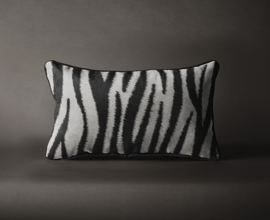 Zebra Print Pattern Mockup