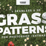 Free Seamless Grass Patterns & Textures