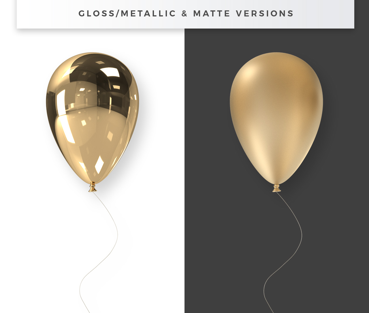 Transparent Balloon PNGs