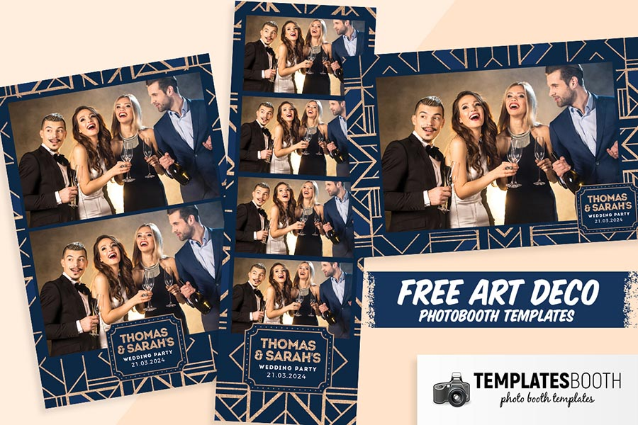 10 Free Photo Booth Templates For Diy Designs Designercandies