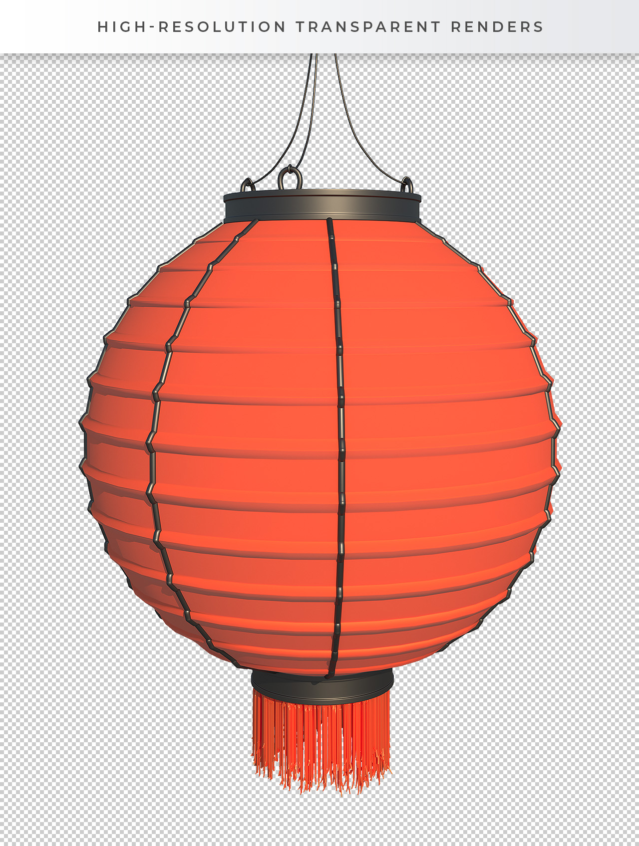 High Resolution PNG Lantern