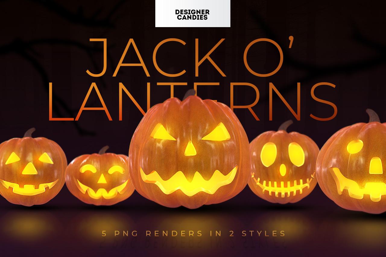 Halloween Pumpkin/Jack-O-Lanterns