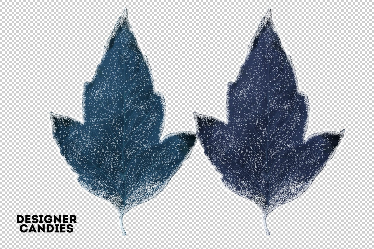 Winter Leaves Preview