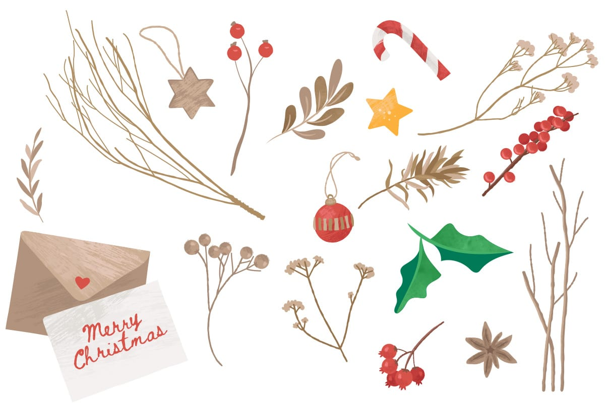 Christmas Vector Illustrations