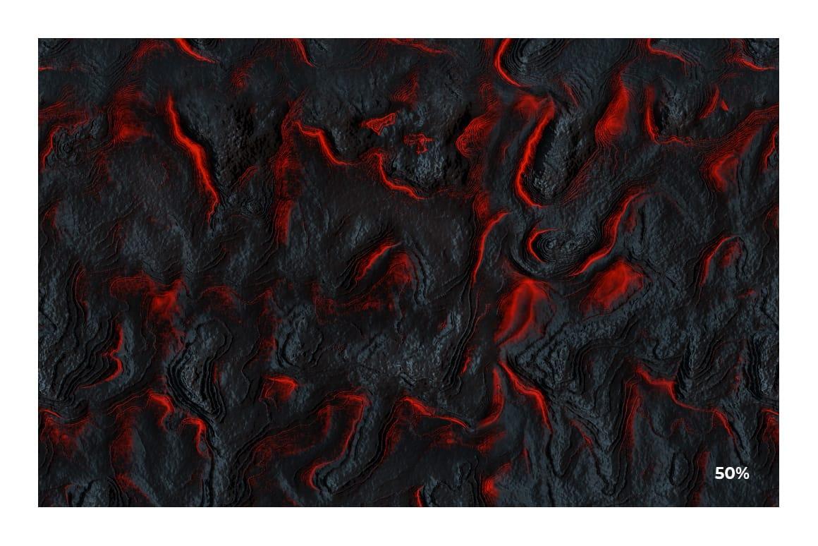 Lava Pattern 5