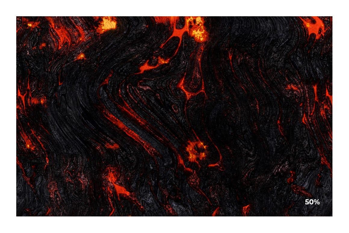Lava Pattern 7