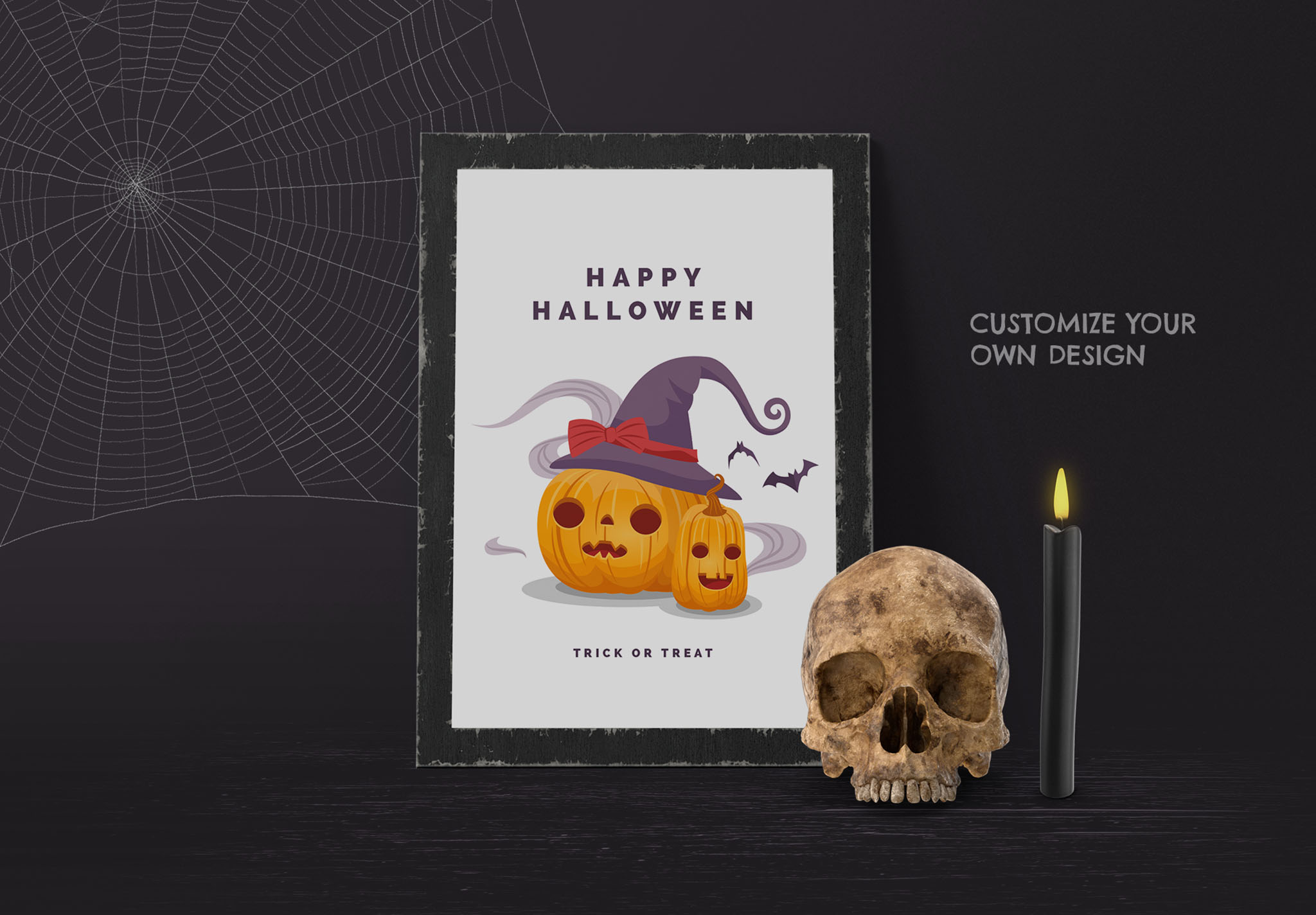 Halloween Creator Kit Example