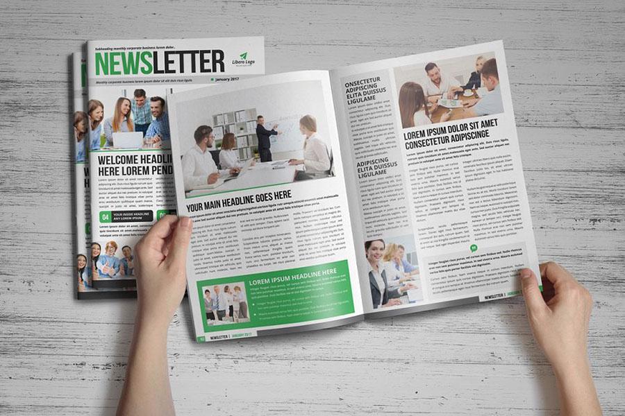 Newsletter Design v4