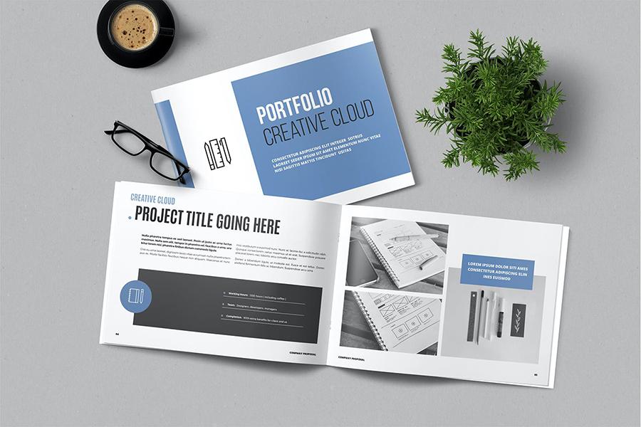Creative Cloud Portfolio