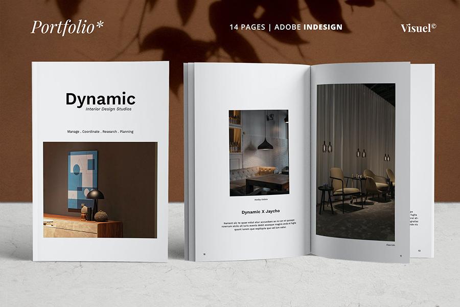 Dynamic Interior Design Portfolio