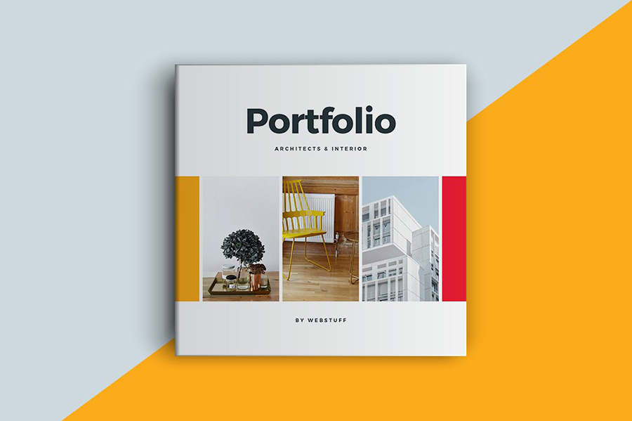 Creative Architects Portfolio Brochure