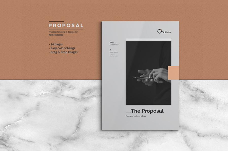 Optimize Proposal Template